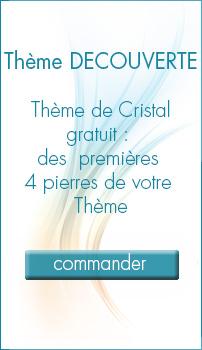 Thème de Cristal :  les 4 premières clés gratuites